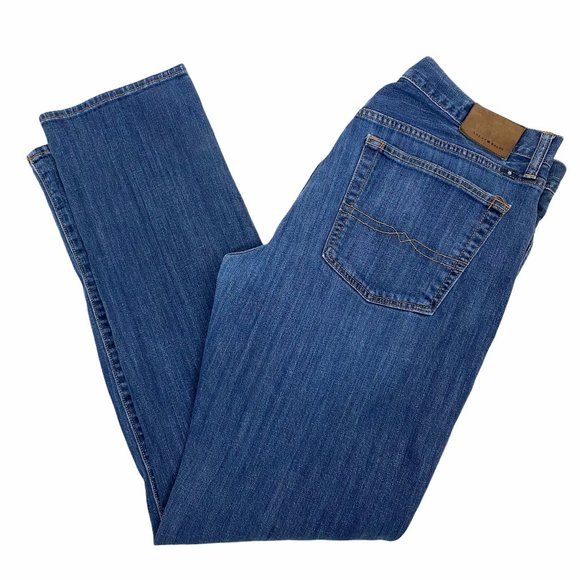 Lucky Brand 121 Heritage Slim Jeans Size 36